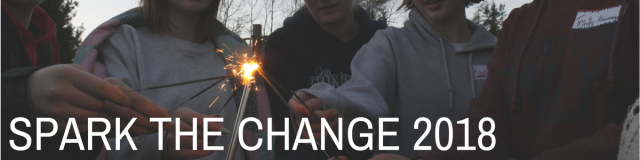 SPARK THE CHANGE 2018